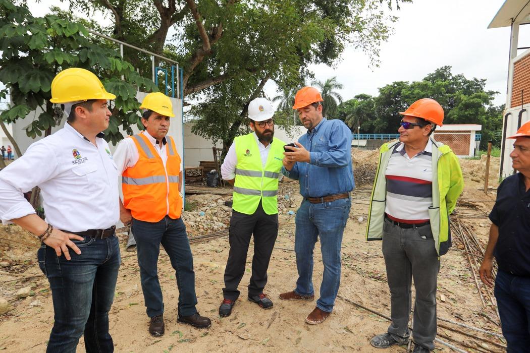 CAPA invierte de manera histórica 70 millones de pesos en la Planta de Tratamiento de Aguas Residuales de Chetumal