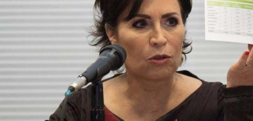 Rosario Robles es un chivo expiatorio: AMLO