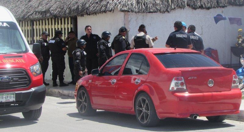 Asesinan a empresario en Progreso