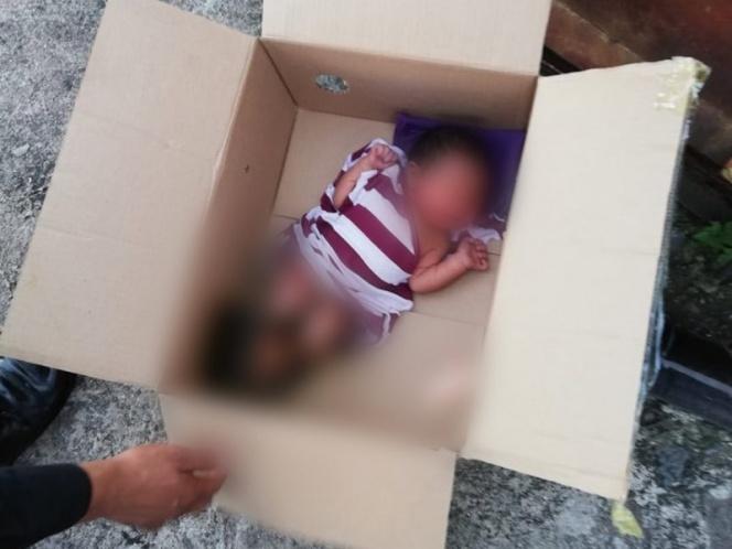 Abandonan a un recién nacido en la delegación Miguel Hidalgo