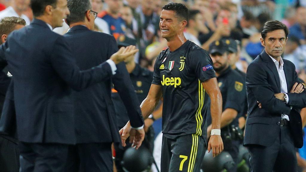 Cristiano no asiste a la gala de FIFA