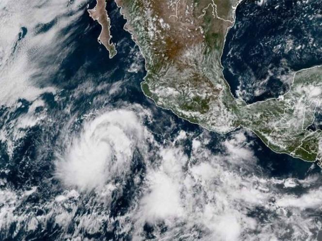 Rosa ya es huracán categoría 2