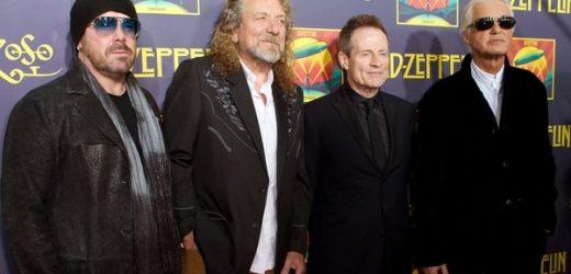 Demandan a Led Zeppelin
