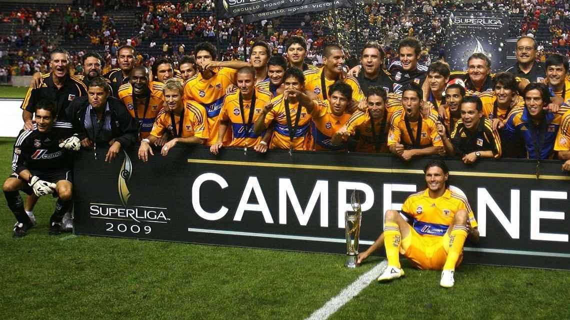 Tigres se lleva la primera Campeones Cup