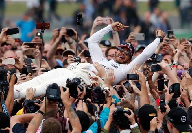 Hamilton campeón de F1