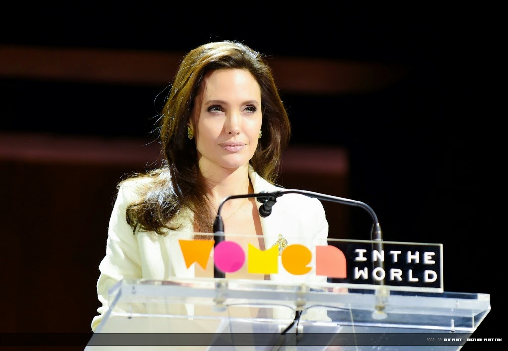 Jolie irá a Perú a apoyar  a migrantes venezolanos