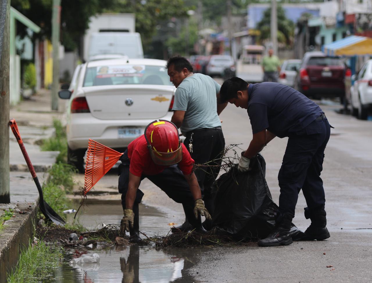 "Activan ""Operativo Tormenta"" en Cozumel"