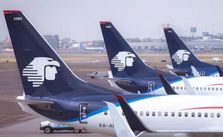 Evita huelga Aeroméxico
