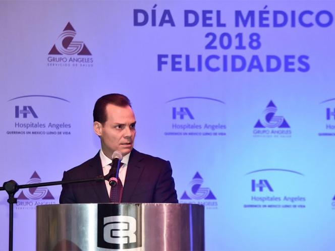 Grupo Empresarial Ángeles se suma a proyecto de salud de López Obrador