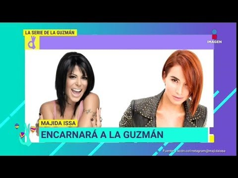 Lanza Grupo Imagen  bioserie de Alejandra Guzmán