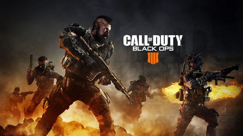 Lanzamiento de Call of Duty: Black Ops 4 es festejado por jugadores de la NFL
