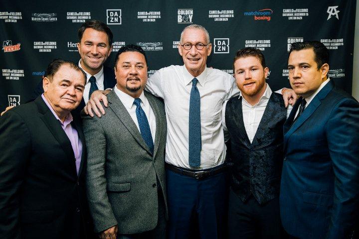'Canelo' firma un contrato histórico deja atrás a HBO