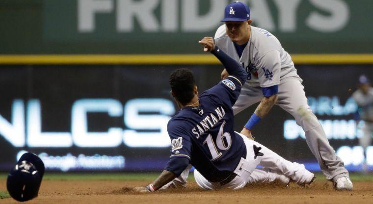 Cerveceros y Dodgers, al séptimo