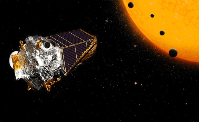 Kepler: el telescopio espacial se queda sin combustible