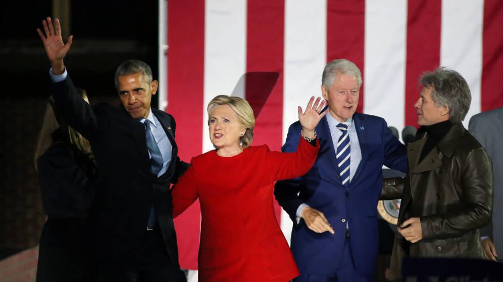 Envían paquetes con explosivos a los Clinton y los Obama en EU