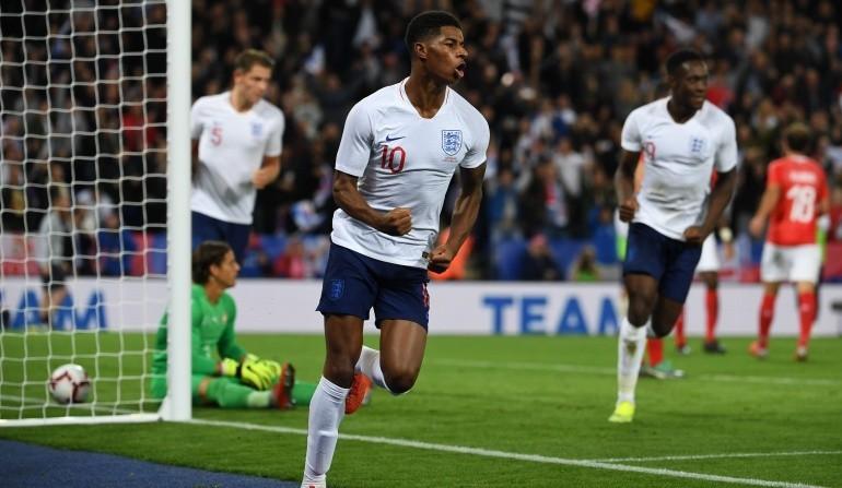 Inglaterra disfruta victoria ante España
