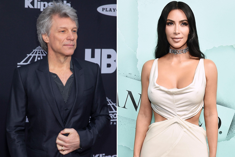 Jon Bon Jovi arremete contra Kim Kardashian