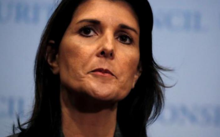 ACEPTA TRUMP RENUNCIA DE EMBAJADORA ANTE LA ONU