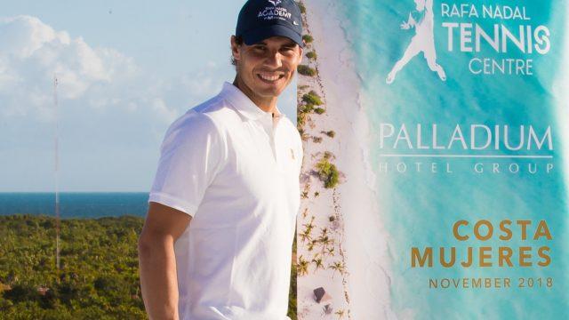 Creará Nadal academia de tenis en Cancún