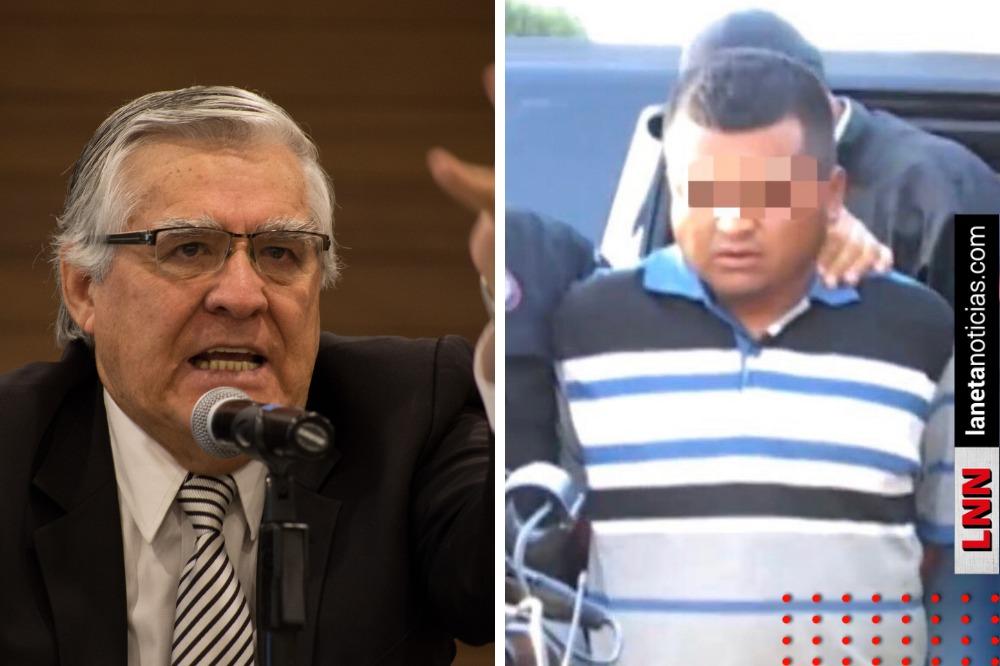 Aprenden a  'El Sureño' presunto asesino de hija de Nelson Vargas