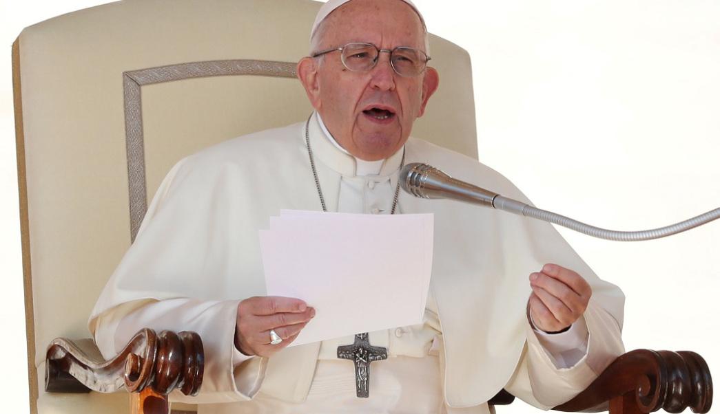 """Papa Francisco: """"La pederastia es como los sacrificios humanos con niños"""""""