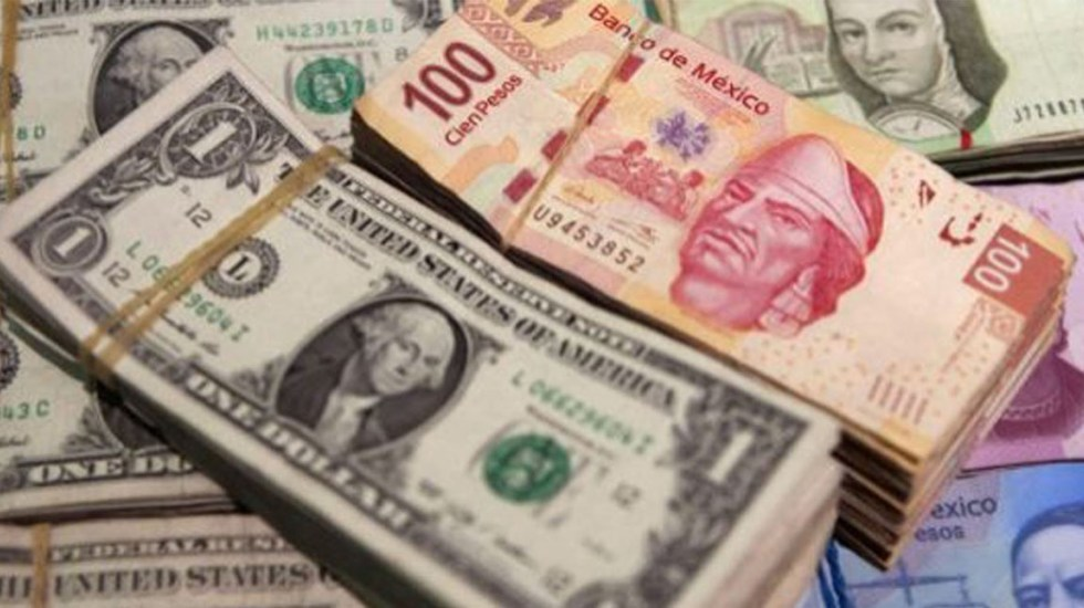 Se dispara el dólar hasta los $19.75 en el AICM