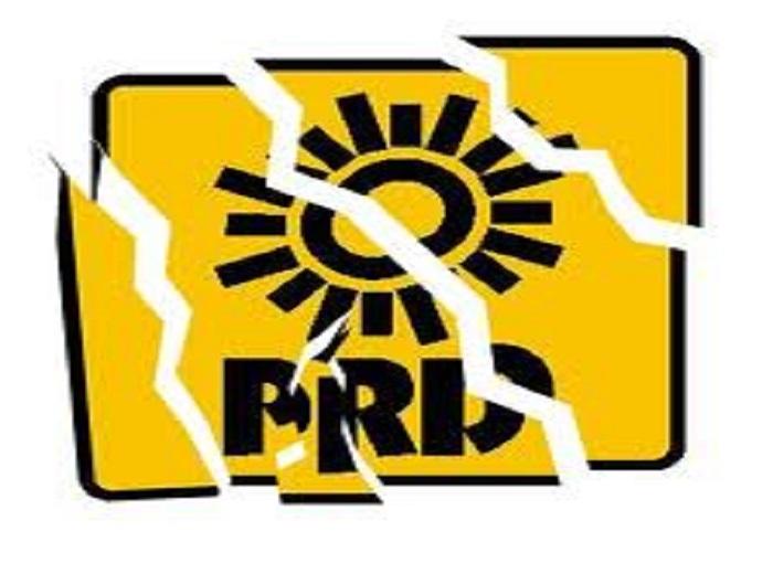 PRD despide a su personal, multado, sin votos ni dinero
