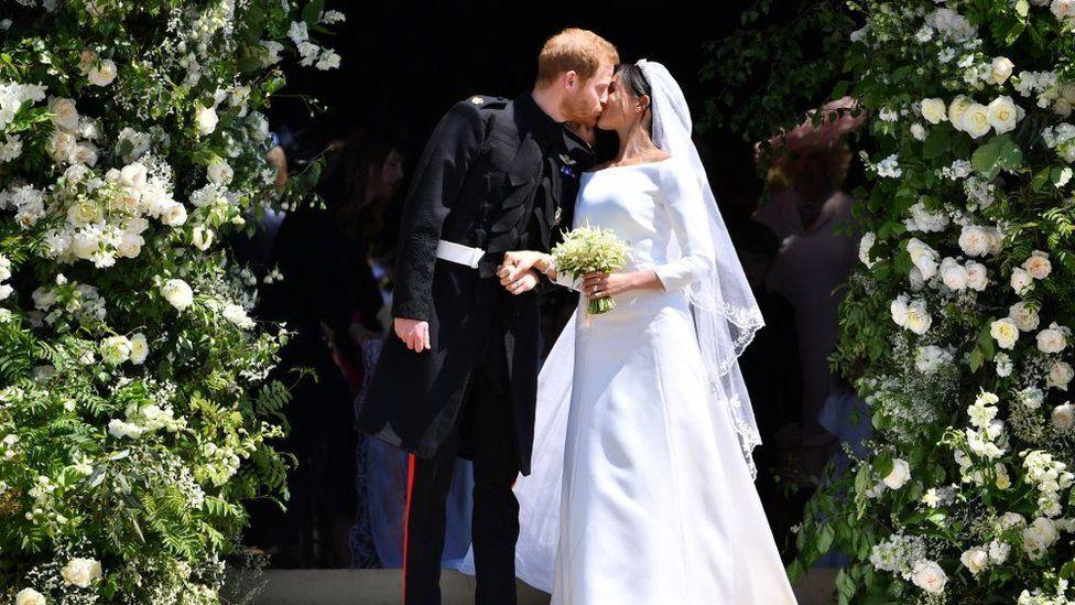 Confirmado Meghan Markle y el príncipe Harry serán papas