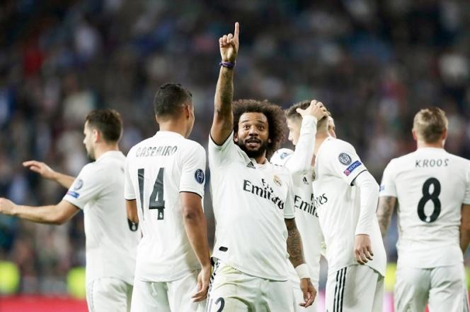Real Madrid vence en Champions