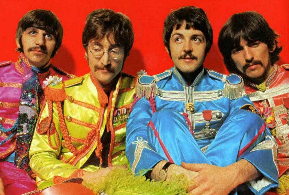 Nombran 'Sargento Pimienta', de The Beatles, como el mejor disco británico de la historia