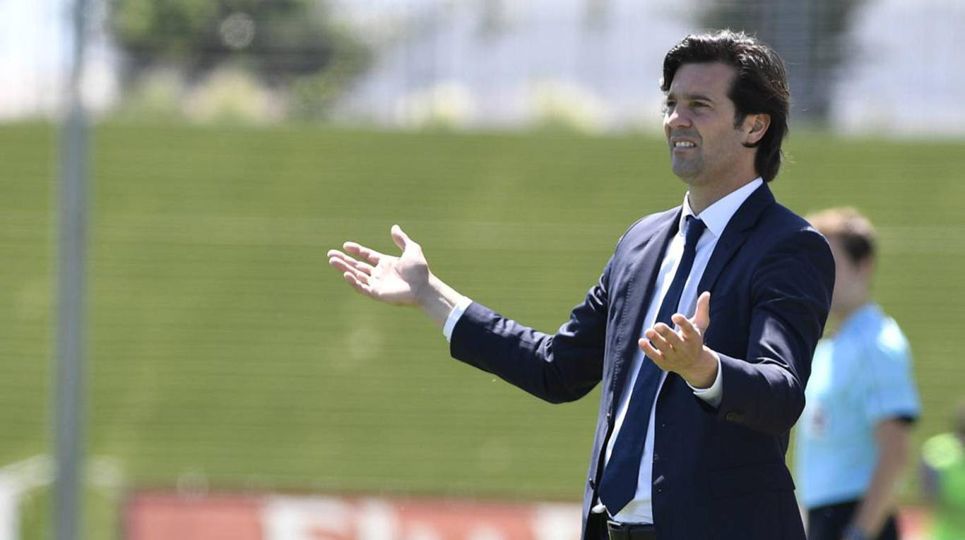 Santiago Solari, nuevo entrenador del Real Madrid