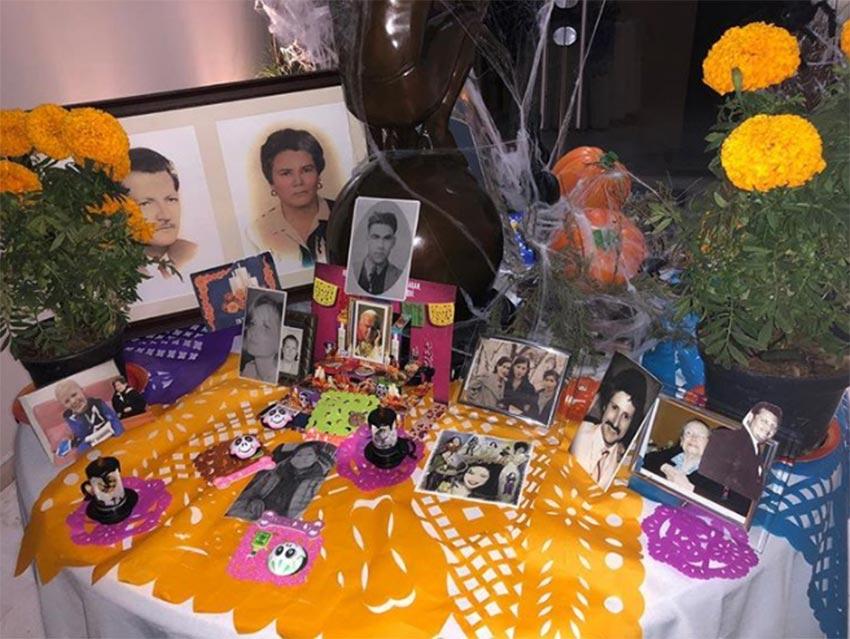 Confirma Aracely Arámbula la muerte de mama de Luis Miguel