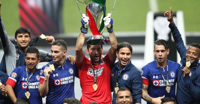 Cruz Azul campeón de la Copa MX