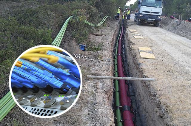 Proyectan fibra óptica para Tren Maya