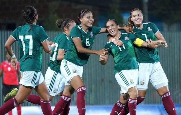 México, a la final de Mundial Femenil