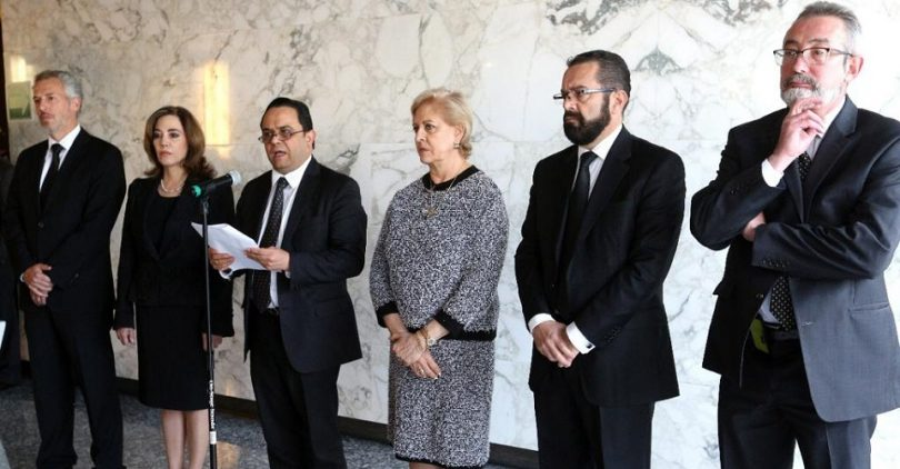 Bonnin murió por caída de quinto piso, argumenta INAI tras difundir primera versión