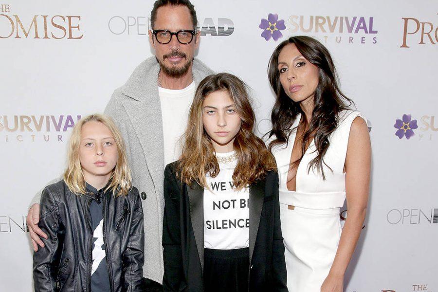 Demanda la familia de Chris Cornell al médico que lo recetó antes de morir