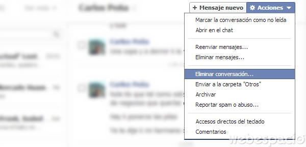 ¡Facebook dará 10 minutos para borrar mensajes!