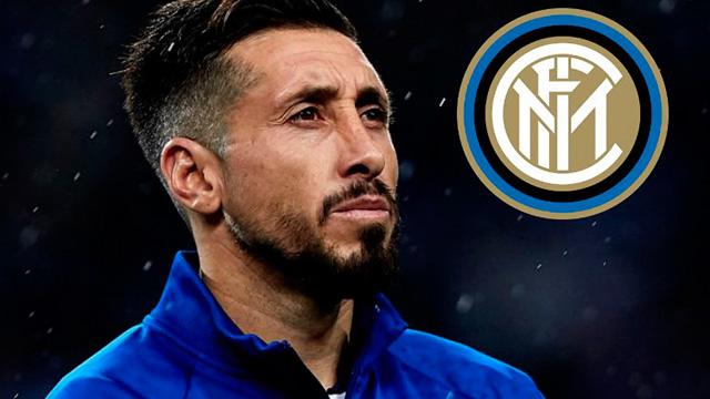 Ante negativa de Modric y Vidal, Herrera es la mejor opción: Inter de Milán
