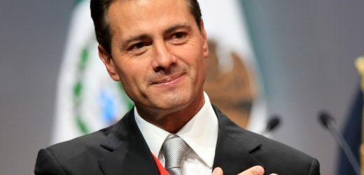 Enrique Peña Nieto se despide