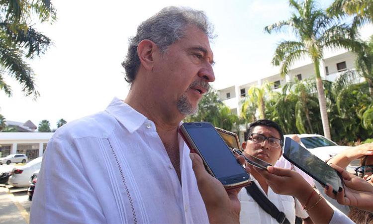 Afirma Alfredo Arellano que Grupo Ar-co da resultados en la contención de sargazo