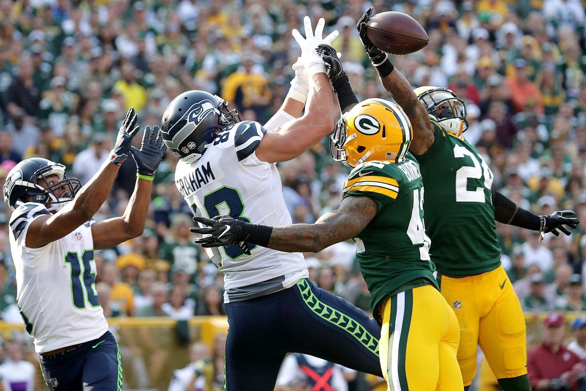 Seahawks de Seattle remontan a los Packers de Green Bay