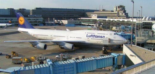 Cierran aeropuerto en Alemania