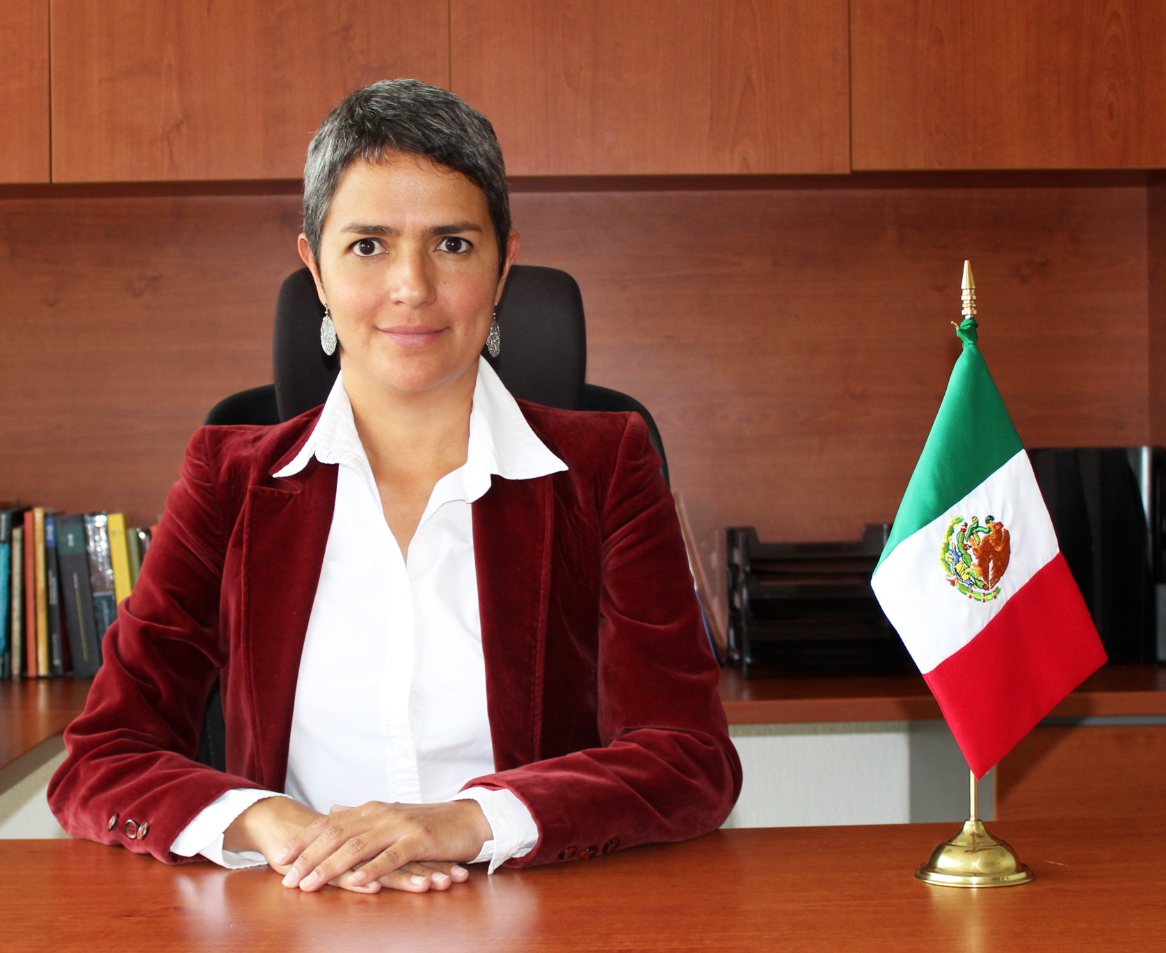 Karla Quintana es candidata para dirigir la Comisión Nacional de Búsqueda México