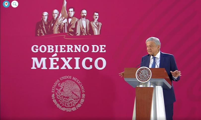 Acuerdo de recompra de bonos 'limpia el camino' para aeropuerto en Santa Lucía: AMLO