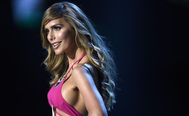 Ángela Ponce es criticada por pasarela en bikini durante preliminar de Miss Universo 2018