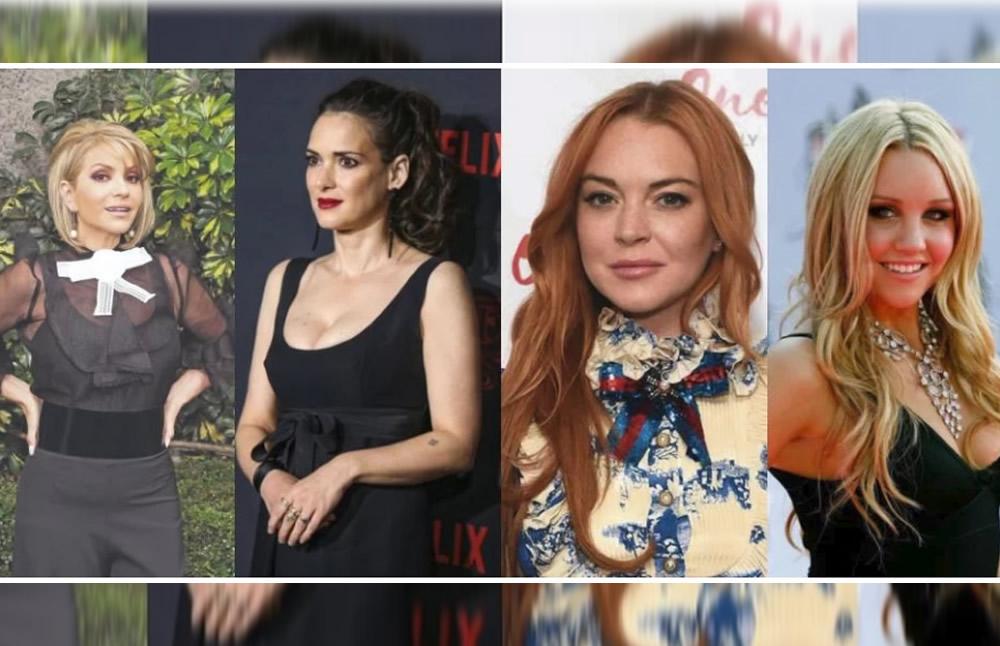 Estas son las actrices que están acusadas por robo