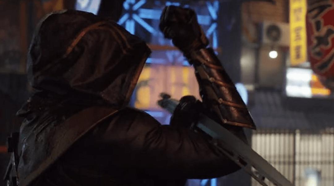 Se filtran primeras imágenes de Ronin en arte promocional de Avengers: Endgame