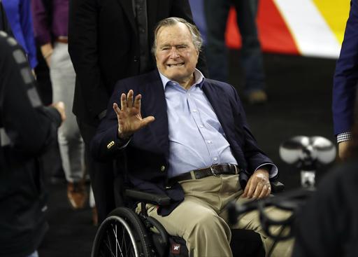 Muere George H.W. Bush