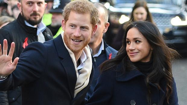 Meghan Markle y el príncipe Harry enredados en polémicas